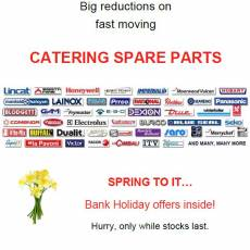 Catering Spares May 2017 Bank Holiday Offers Brochure