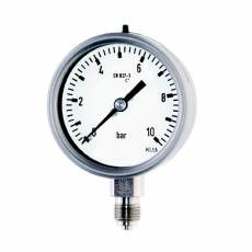 Ultrapure Gas Pressure Gauges with ECD-quality